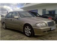 Mercedes Benz C Class c230 kompress...