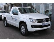 Volkswagen (VW) - Amarok 2.0 TDi (90 kW) Single Cab
