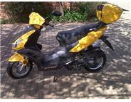 2010 150cc Big Boy Sportflight Scooter excellent condition