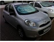2011 Nissan Micra 1.2 Visia with Audio