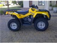 2009 Can-Am Outlander XT 800 V-TWIN EFI 4x4