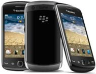 BlackBerry 9380 HD Curve Black 3G