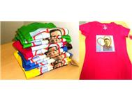 T-Shirt Printed with Picture for on...