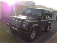 2008 Land Rover Defender Puma 90