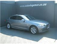 2011 BMW 5 SERIES 523i F10 EXECUTIVE