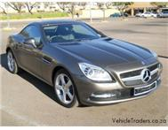 2011 Mercedes-Benz SLK 200 KOMPERESSOR