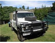 Land Rover Defender TDI 130