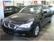 2008 BMW 5 SERIES 525i Exclusive