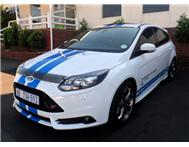 Ford - Focus 2.0 GTDi ST3 5 Door