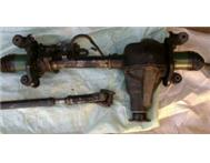 2005 - 2008 Isuzu 4 X 4 Front Diff For Sale