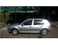 2001 1.6 comfortline Vw Golf4 for sale... Low mileage