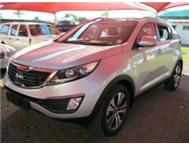 NEW KIA SPORTAGE 2.0 CRDI AWD AUTO SUNROOF