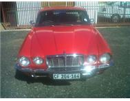 JAGUAR XJ6 EXECUTIVE 350 CHEV V8 EDELBROCK FOR SALE