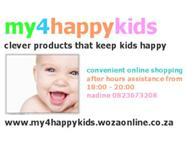 My4happykids in Baby Maternity & Toys Western Cape Hermanus Area - South Africa