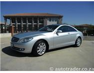 2007 MERCEDES-BENZ C-CLASS CL500 V8 COUPE