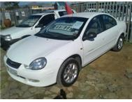 Chrysler Neon One owner only 80 000km FSH Immaculate condition