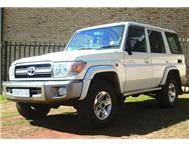 Toyota - Land Cruiser 76 4.2 D Station Wagon
