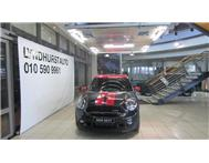 Mini - Cooper Mark III Facelift JCW Steptronic