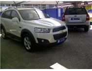 2011 Chevrolet Captiva 2.4 AWD LT