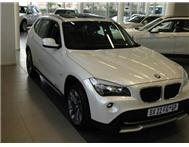 2012 BMW X1 BMW X1 2.0d auto with sunroof and 18 wheels with tow bar prime - 5 scheme available