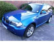 BMW X3 2.0D STEPTRONIC