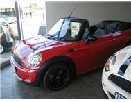 2009 MINI COOPER CONVERTIBLE - JCW KIT