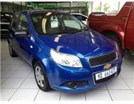 2011 Chevrolet aveo 1.6l hatch