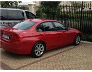 2012 BMW 3 SERIES BMW 328I AUTO f30 NEW SHAPE WITH 17 WHEELS AND SUNROOF FACTORY DEMO
