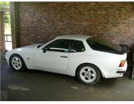1987 Porsche 944 Turbo Cup (genuine factory race car)
