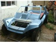 Beach Buggie Body with gearbox and more