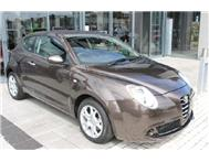 Alfa Romeo - MiTO 1.4 T Multiair Distinctive