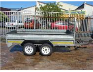 3.2 ton trailer with brakes