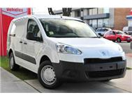 A BONUS for your Business - Peugeot Partner 1.6 Panel van