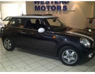 2009 MINI COOPER 1.6 WITH ONLY 47000KMS