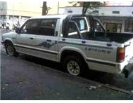 ford courier double cab 1997 ...