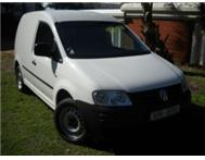 2011 VW CADDY 1.9 TDI PANEL VAN
