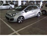 Kia Rio Tec 17 inch mags with new t... Pretoria
