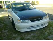 Toyota Corolla RXI 2000 model. Good Condition.