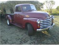 1947 Chevrolet Pick-Up Original
