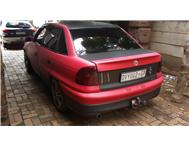 Spares Opel Astra 1.6ie 1997 stripping for spares