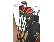 Golf set: Ping driver on itÃ...