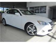 Lexus IS250 SE Sport Auto