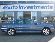 2006 JAGUAR X-TYPE 2.0 V6 SE AT