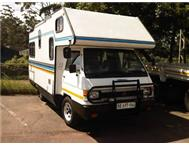 1992 MITS L300 MOTORHOME 2L PETROL FULLY EQUIPPED.R99000.