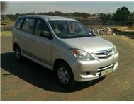 2011 TOYOTA AVANZA 1.5SX Manual