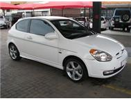 2008 Hyundai Accent 1.6 SR 3 Door