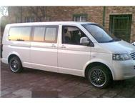 Weekend transport from Pretoria to Mafikeng