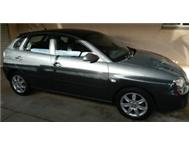 2008 Metallic Charcoal Seat Ibiza For Sale