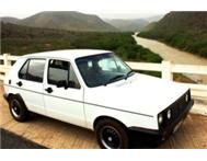 Vw Golf Mk1 1600 for sale.. great drive and only two owners