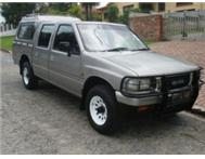 BARGAIN OF THE WEEKEND 1994 ISUZU KB 260 PETROL 4 X 4 DUBBLE CAB